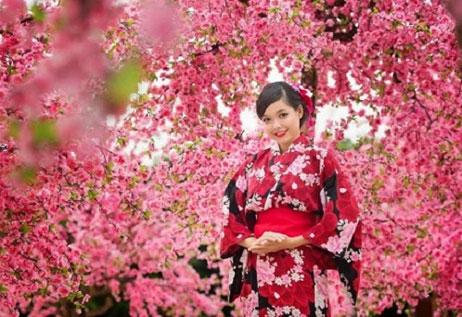 Trang Phục Áo Kimono của Nhật Bản