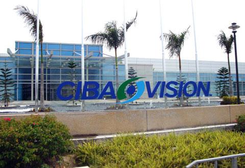 Nhà máy sản xuất kính mắt Ciba vision, Johor , Malaysia