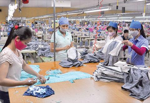 Nhà máy May Ghimli Fashion, Malaysia